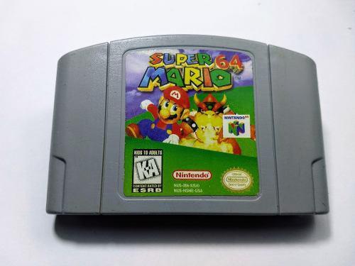 Super Mario 64 Nintendo 64 Nintendo 64 Cartucho