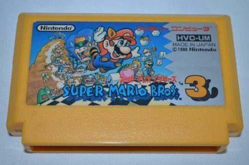 Super Mario Bros. 3, Famicom (importación Japonesa Nes)
