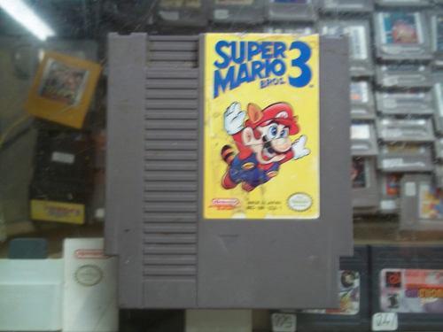 Super Mario Bros 3 Nintendo Nes