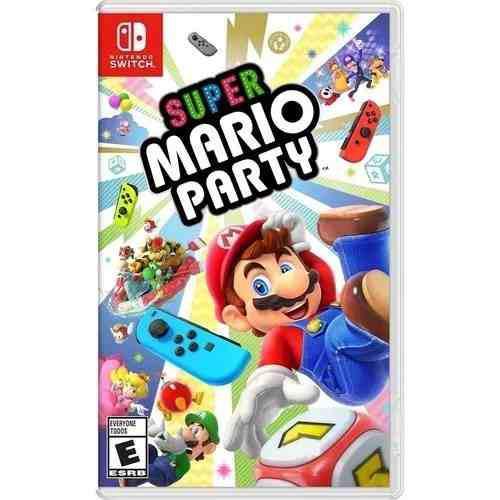 Super Mario Party Nintendo Switch Nuevo