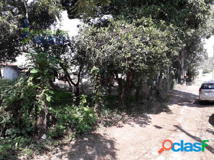 Vendo terreno 232.76 m² Col. Arroyo del Maíz Poza Rica