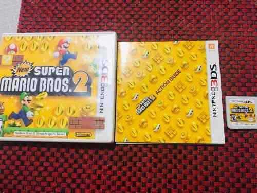 Videojuego New Súper Mario Bros 2 Nintendo 3ds/2ds Usado