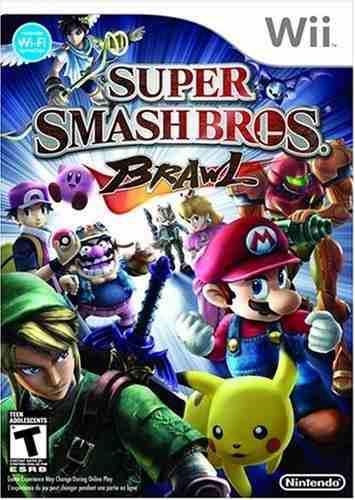 Videojuego Super Smash Bros. Brawl, Nintendo Wii