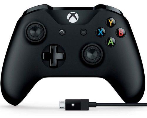 Control Xbox One Inalambrico Microsoft