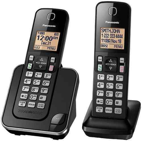 2 Telefonos Inalámbricos Panasonic Casa Negocio Id