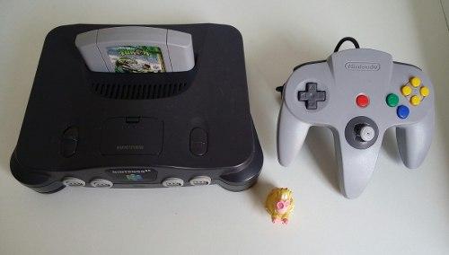Consola Nintendo N64 Classic + Cartucho Turok Garantizada