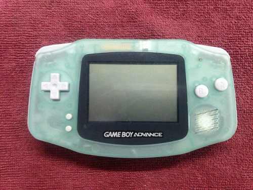 Game Boy Advance Edicion Especial