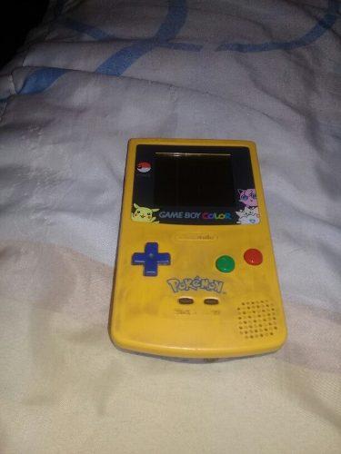 Game Boy Color Edicción Pokemón