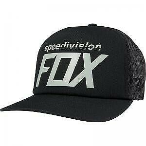 Gorra Fox Paid Trucker Negra