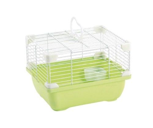 Jaula Plastica Para Hamster 24x18.3x16 Varios Colores