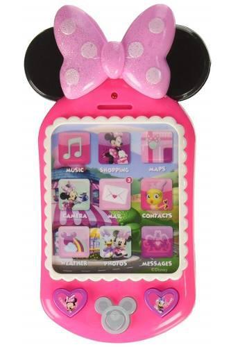 Jp Mickey Y Minnie Minnie Mouse Por Qué Hola Teléfono