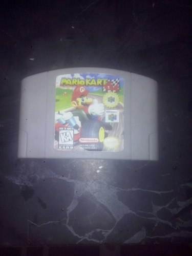 Mario Kart N64 Nuevo