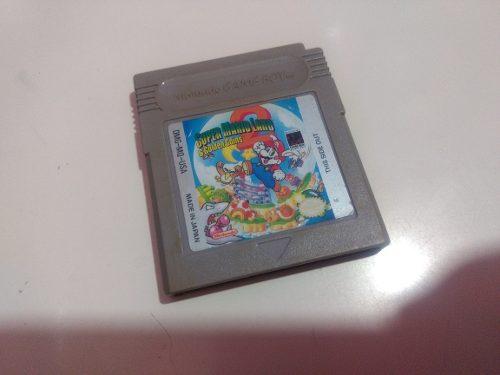 Mario Land 2 Nintendo Game Boy Clasico Tabique