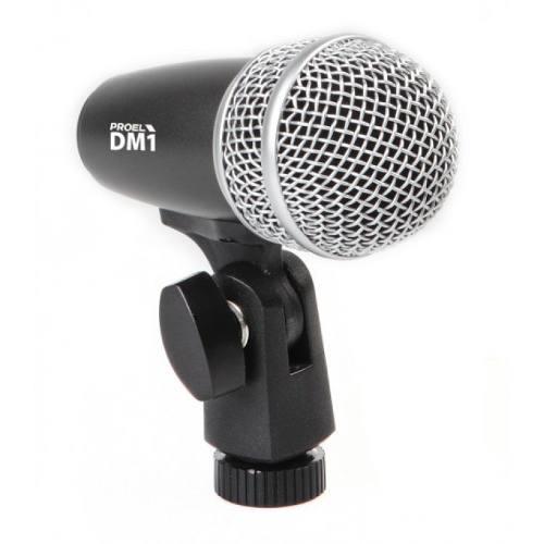 Microfono Batería Dinámico Pro Proel Dm1 Envio Inmediato /