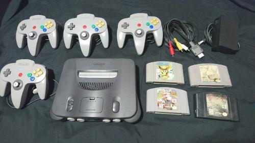 Nintendo 64 Mario Kart 4 Controles