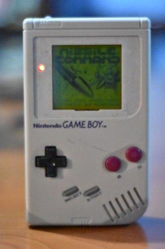 Nintendo Game Boy Clásico