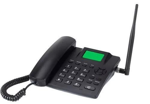 Telefono Fijo Rural Para Internet Con Wifi 3g Telcel + Chip