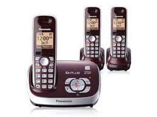 Telefonos Inalambricos Panasonic Kx-tg6573 Dect 6.0 Con Id