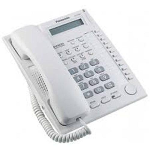 Teléfono Multilinea Panasonic Kx-t7730 Blanco Ó Negro