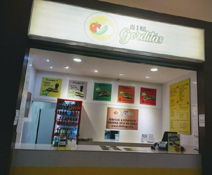 Traspaso de restaurante en Plaza las Americas Playa del
