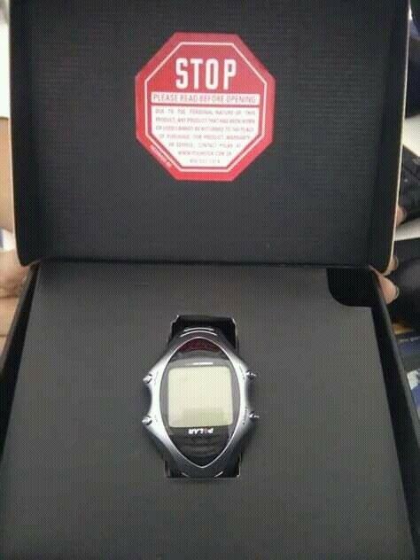 VENDO Reloj De Pulsera Polar Rs800cx Multi Sport