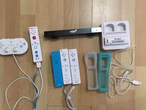 Vendo Nintendo Wii Con Juegos De Game Cube