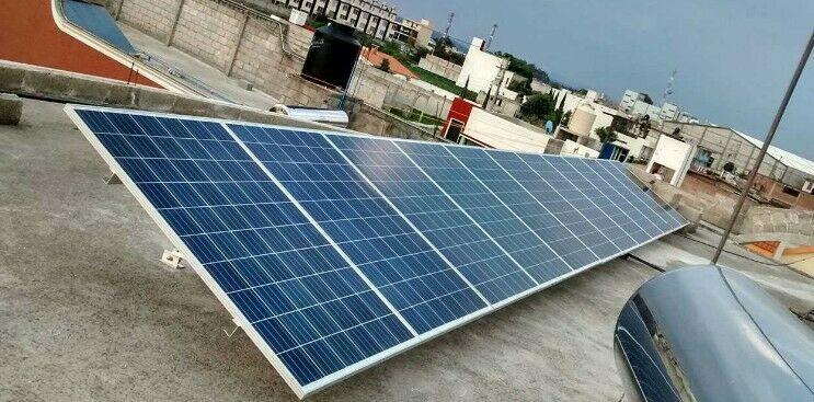 Venta e Instalación de paneles y calentadores solares.