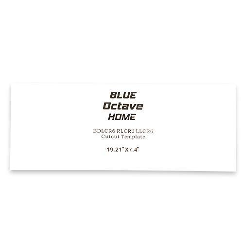 Altavoces De Audio Para El Hogar Llcr6-6s Blue Octave Home