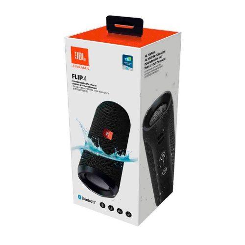 Bocina Jbl Flip 4 Bluetooth Contra El Agua Original