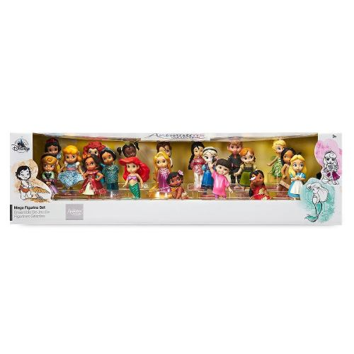 Disney Store Mega Set 20 Figuras Princesas Animator Original