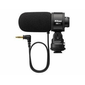 Nikon Me-1 Micrófono Estéreo Para La Cámara Réflex