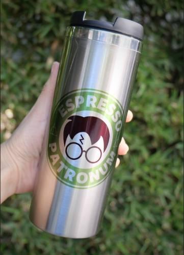 Termo Para Café O Té Harry Potter