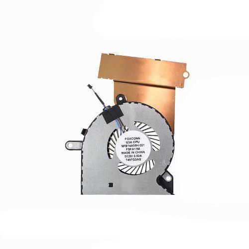 Abanico Ventilador Hp Omen 15 Cpu 929455-001 929456-001v