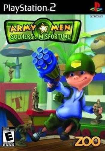 Army Men Soldiers Of Misfortune Juego Seminuevo Excelente Es