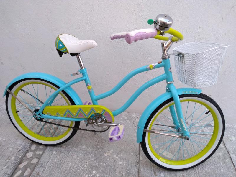 Bicicleta Huffy Niña