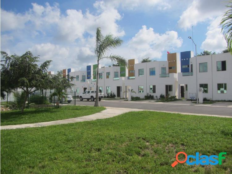 Casa 2 Recamaras en Playa del Carmen