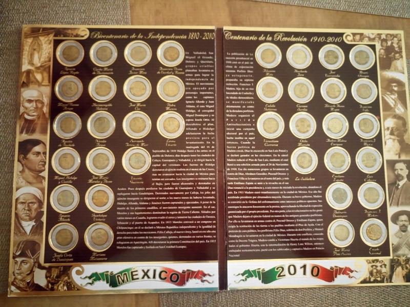 Coleccionadores De Monedas De 5.00
