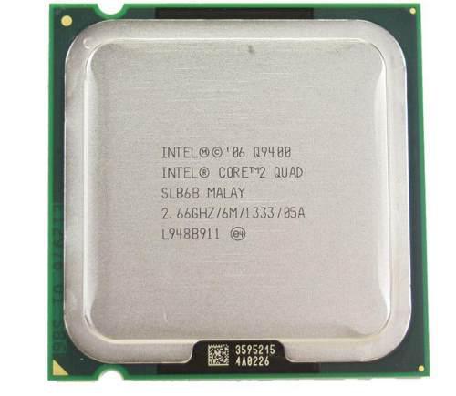 Cpu Procesador Intel Core 2 Quad Q9400 Envio Gratis
