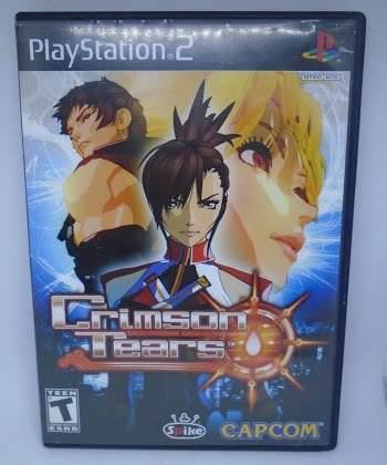 Crismon Tears Juego De Ps2 -----------------------mr.game