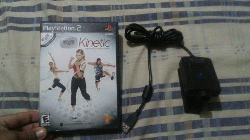 Eye Toy Mas Juego Kinect Ps2