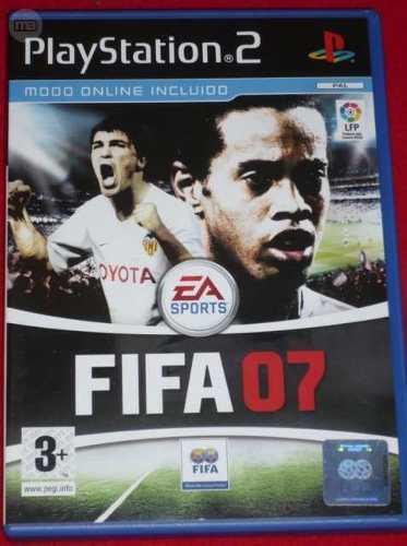 Fifa Soccer 07 Juego De Ps2 -----------------------mr.game