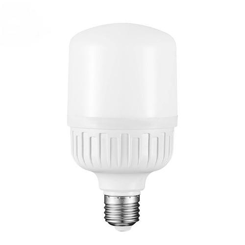 Foco Led 50w Luz Blanca Rosca E26 Lampara Geopower Industria