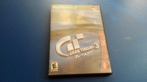 Gran Turismo 3 Juego Para Playstation 2 Ps2
