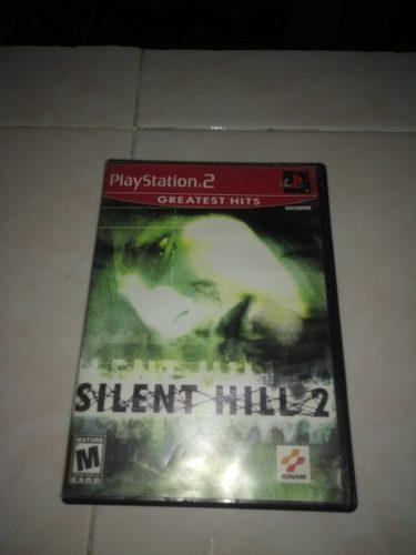 Juego De Ps2 Original Silent Hill 2