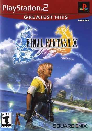 Juego Final Fantasy X Ps2 Envio Gratis