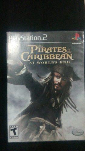 Juego Piratas Del Caribe Para Ps2