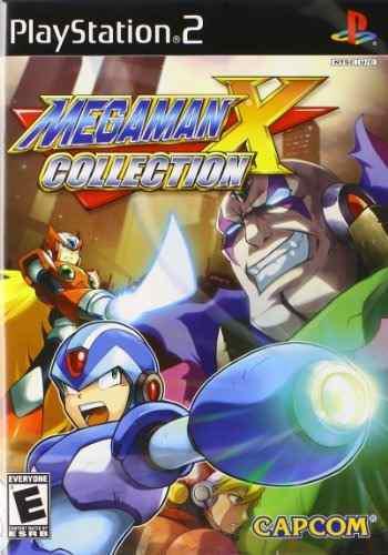 Juegos,colección Mega Man X - Playstation 2..