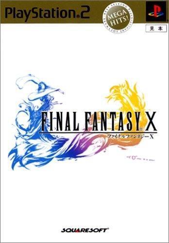 Juegos,final Fantasy X (mega Hits) Importación Japonesa..