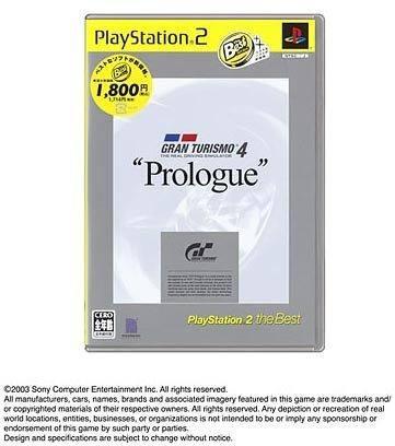 Juegos,gran Turismo 4 Prologue (playstation2 El Mejor) I..