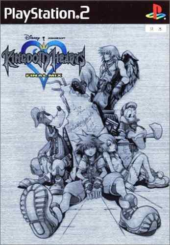 Juegos,kingdom Hearts Final Mix Importación Japonesa